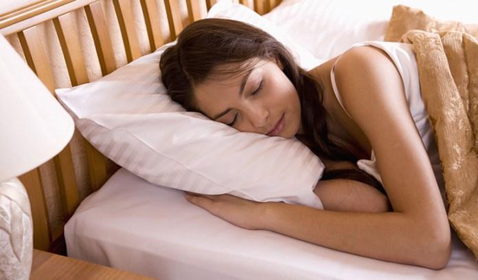 sleep early to wake up fresh