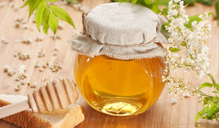honey has wound healing and antimicrobial effects