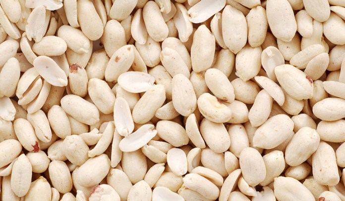 Powdered peanut butter is made by removing most of the fat from the peanuts and grinding them into a powder.
