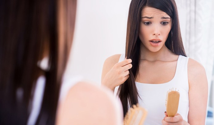 It's Normal To Lose 50–100 Strands Of Hair A Day