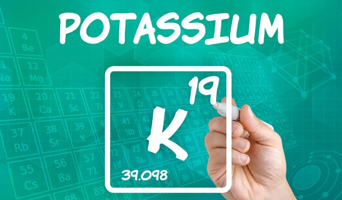 Avoid ACV if you have low potassium