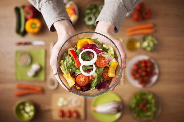 Keep Healthy Foods Easily Reachable