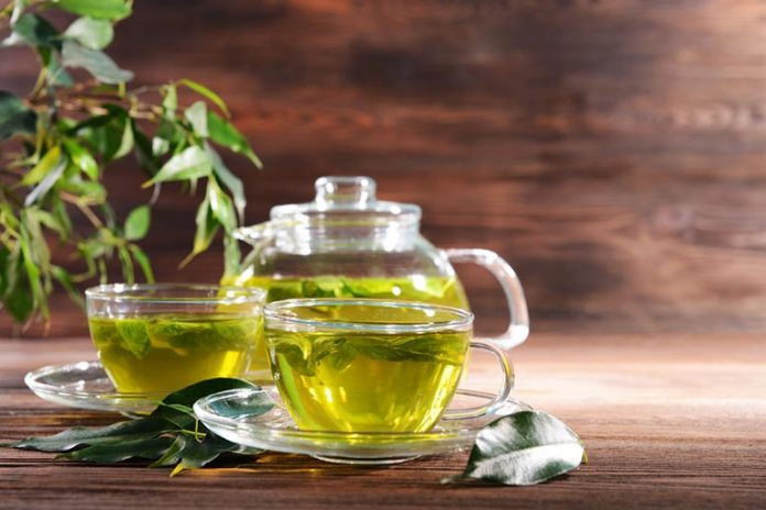 Green Tea Can Help Protect The Liver