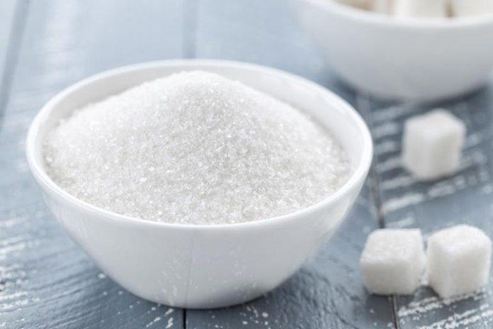 Sugar exfoliates the skin