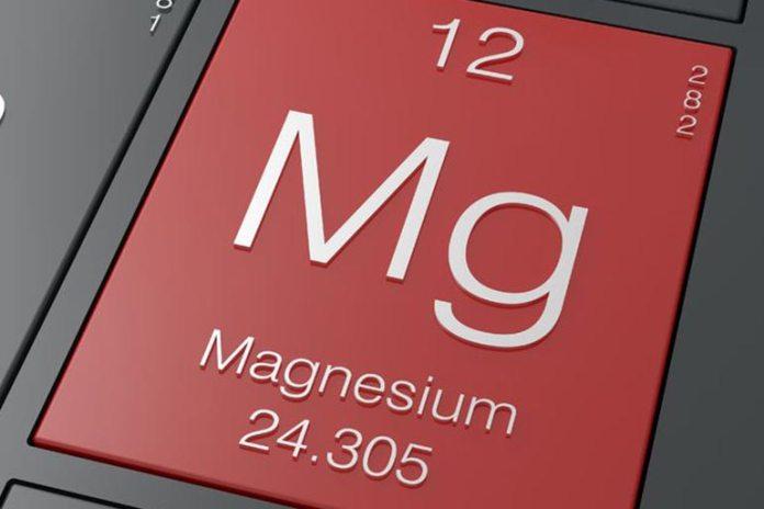 Magnesium has stress relieving properties