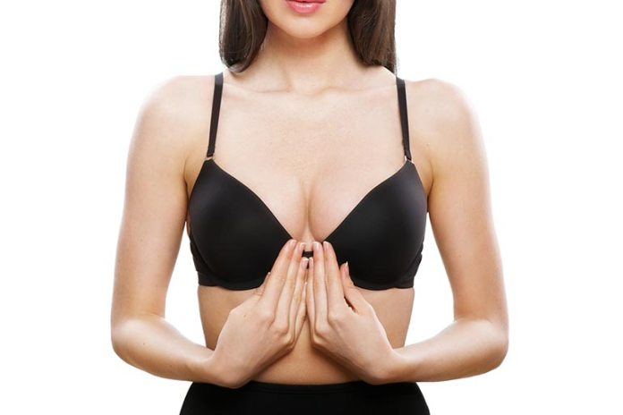 A Tight Bra Suffocates Your Body, Leaving Behind A Mark