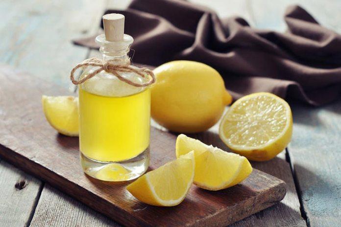 Lemon prevents acne