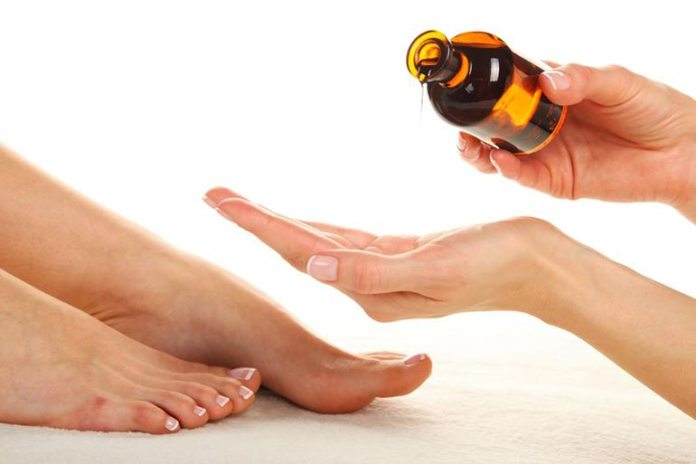 Tea tree oil combined with other oils and ingredients can be really effective in the treatment of nail fungus.
