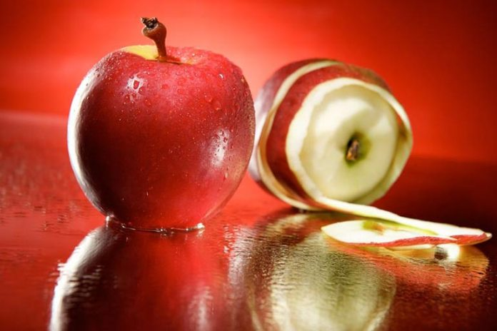 Apple Peel Is The Healthiest Part Of An Apple