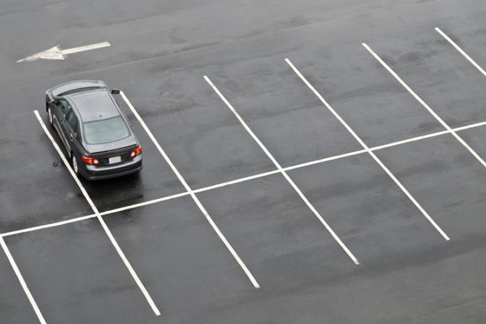 Parking further, makes you walk further.