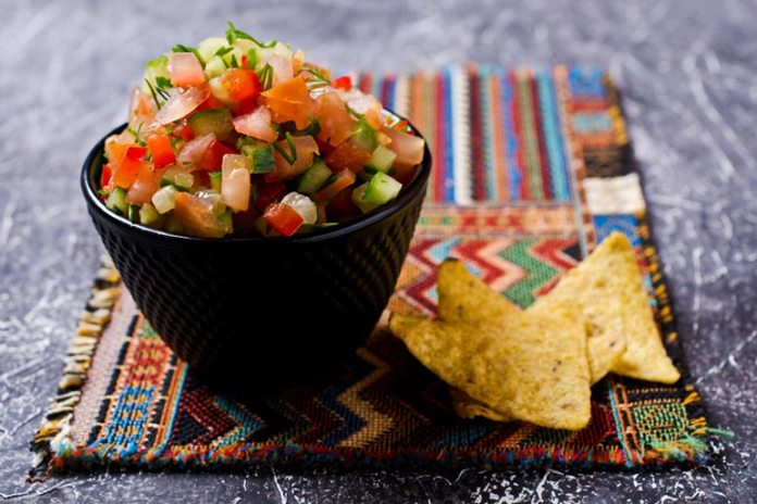 2 Tablespoons Salsa Has 256 Grams Sodium