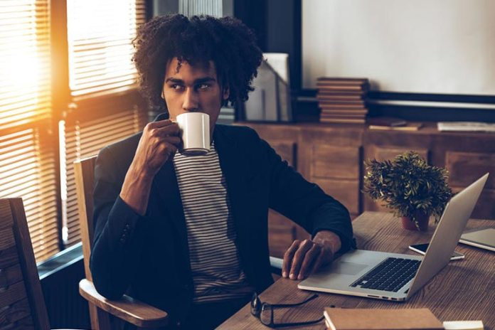 Drinking Coffee Makes You Alert