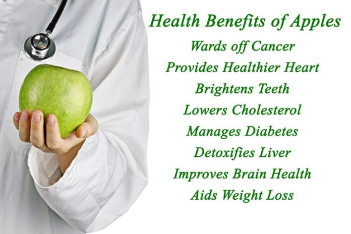 Apple Is Rich In Nutrients And Antioxidants