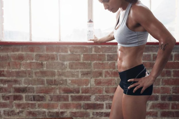 Working Out May Be Harsh On Your Nipples
