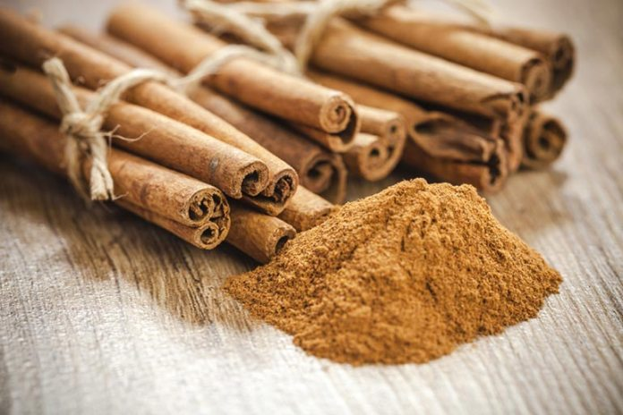 Use Ground Cinnamon In Desserts For A Spicy Taste
