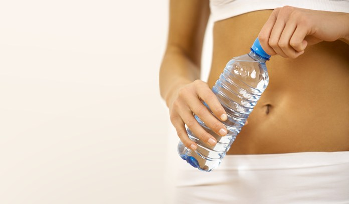 Water regulates bowel movements