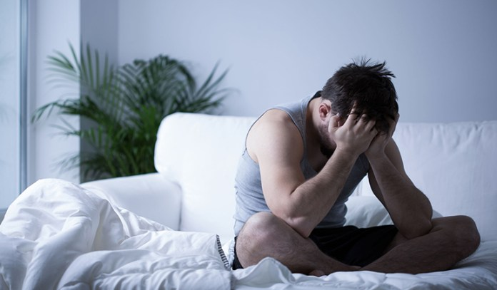 Lack of sleep can increase stress levels