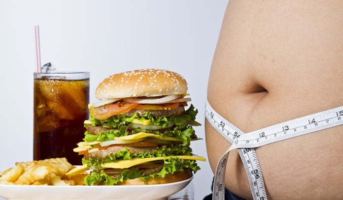 High fructose corn syrup increases the risk of obesity.