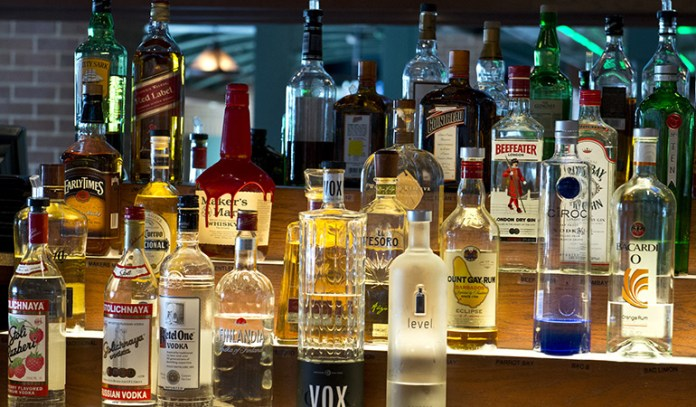 Drinking excessive quantities of alcohol can increase your blood pressure