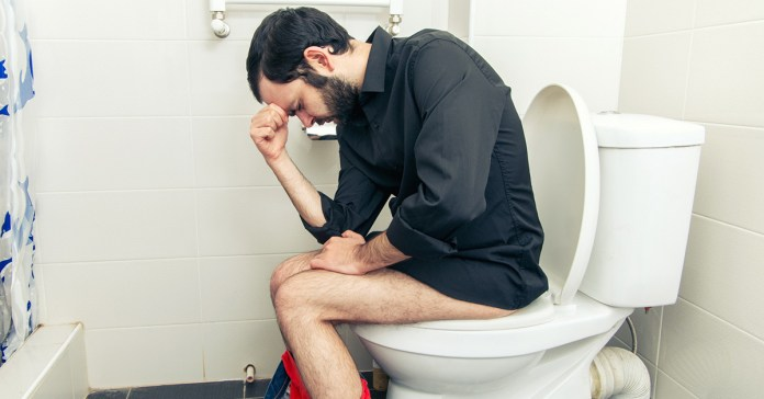The link between hemorrhoids and erectile dysfunction.