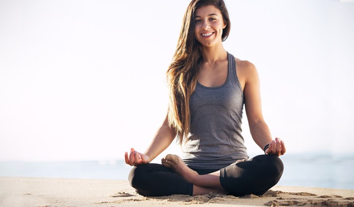 Reducing stress will balance and normalize the production of thyroid hormones.
