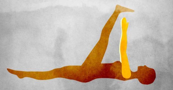 supta-padangusthasana: yoga for sciatica pain relief