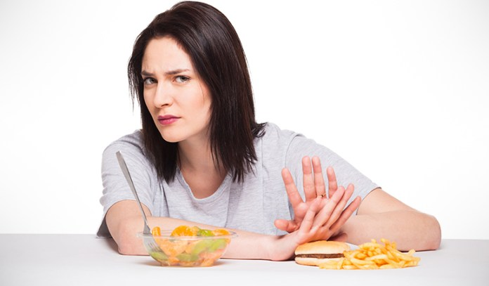 By avoiding processed foods, you avoid carbs and get healthy nutrients for your thyroid functioning.