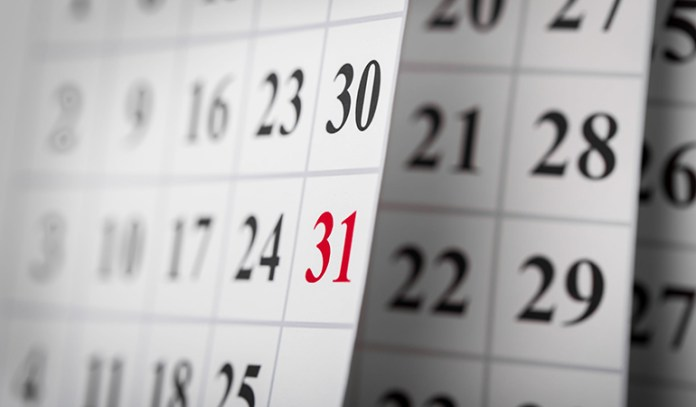 Set realistic deadlines to quit smoking