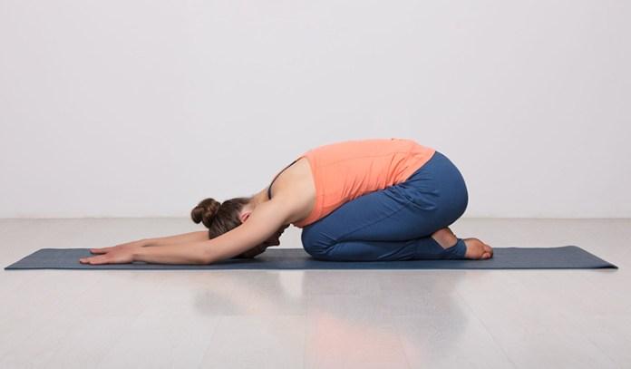 Shishuasana Is A Good Yoga Pose For Thyroid Prevention