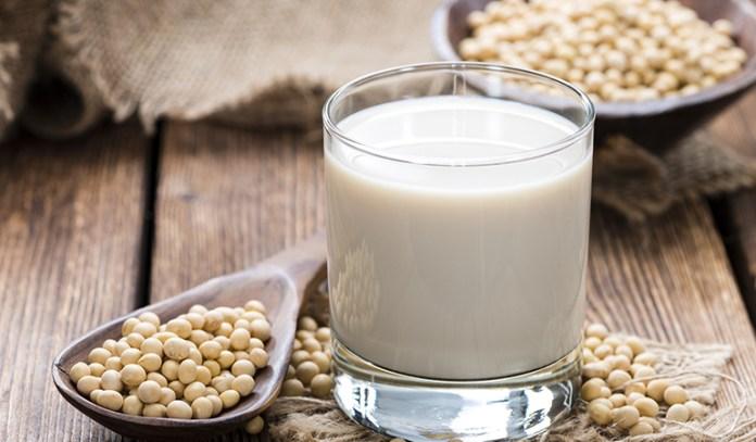 Avoid Osteoporosis Drugs With Soy