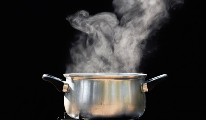 Steam Opens Pores And Boosts Circulation