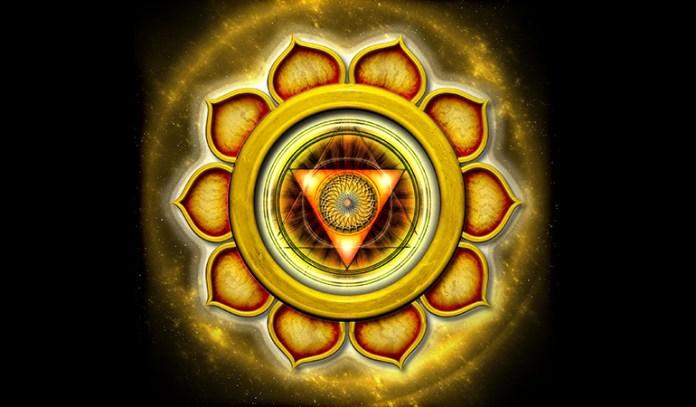 feel power through third chakra meditation