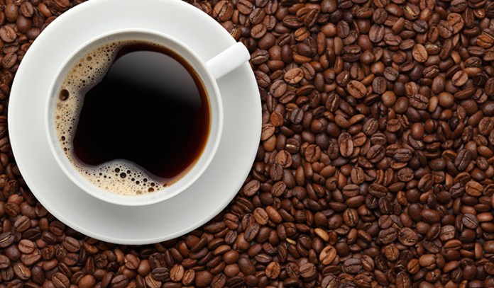Caffeine increases your heart rate and causes palpitations.
