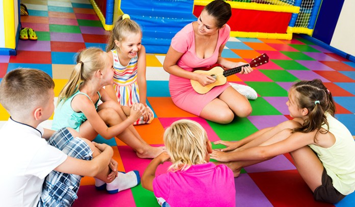 Yoga Songs Or Rhymes Help Kids Remember Difficult Poses