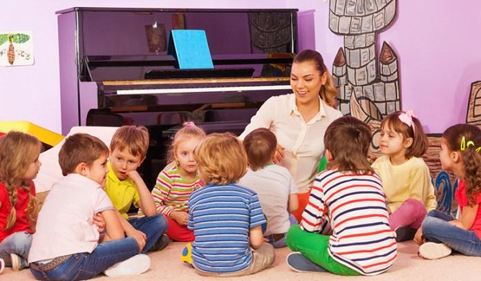 Yoga Stories Help Enhance Kids' Creativity