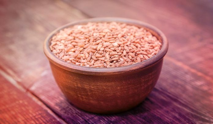 (Brown Rice To Aid Digestion