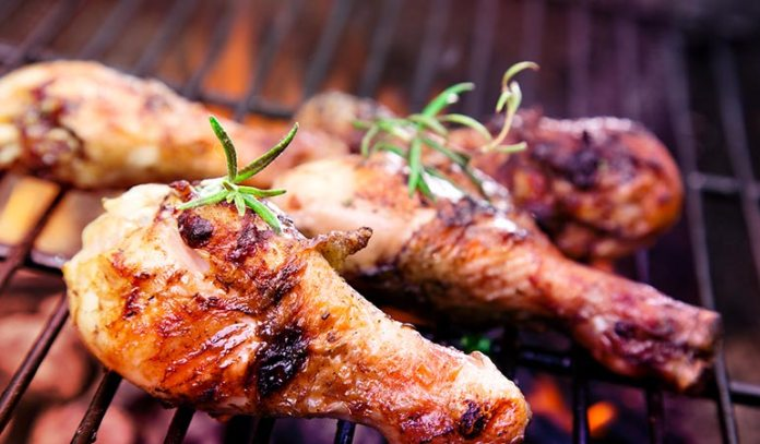 Grilled Food Has Less Harmful Fats)