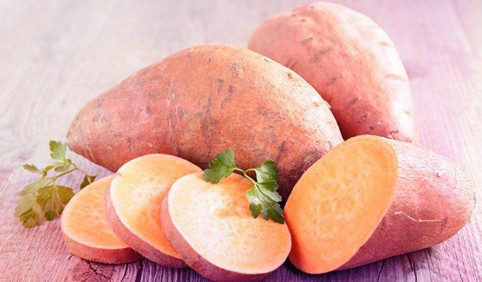 Sweet Potato Needs 30 Minutes To Roast