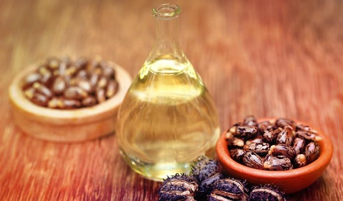 Castor oil is beneficial for several hair problems like hair loss, dryness, hair breakage, etc.