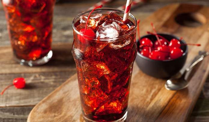 Cherry juice and apple cider vinegar together work as a great anti-inflammatory agent
