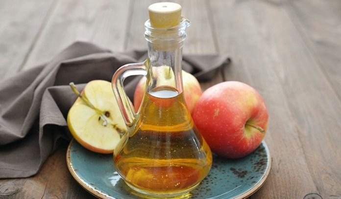 Apple Cider Vinegar for dull, dry or frizzy hair