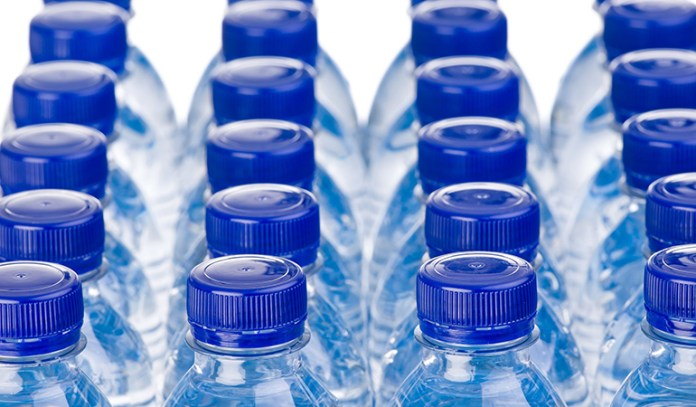 Bottled water may just as well be tap water sealed in bottles, sold to you for thousand times the price.