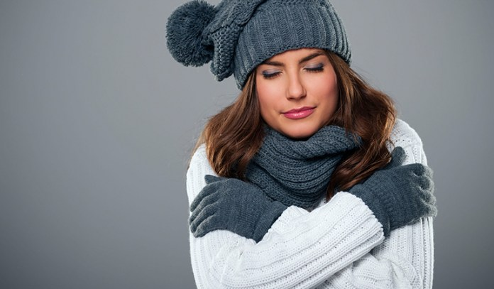 Cold Weather Helps Burn Calories