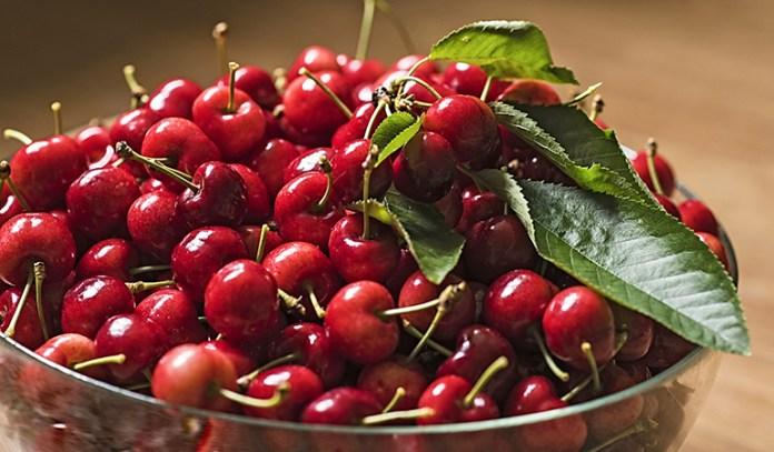 Cherries improve blood circulation to the genitals