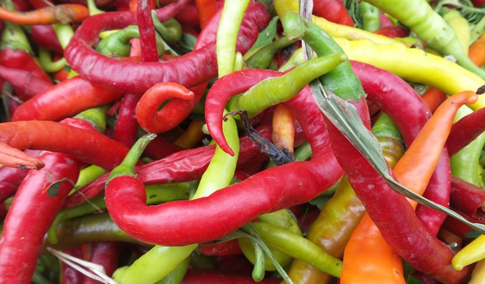Chilies can increase the levels of testosterone