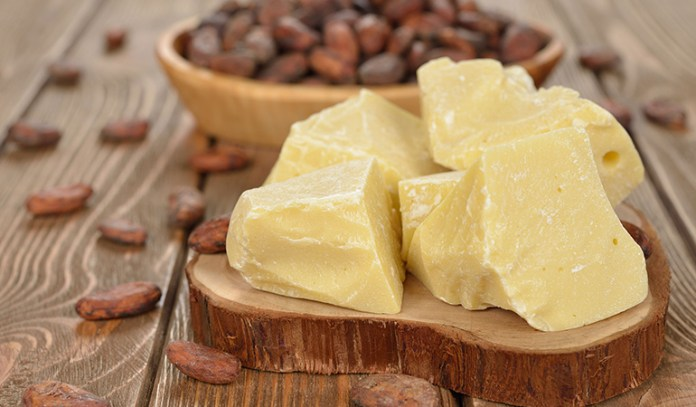 cocoa butter to get rid of hickeys