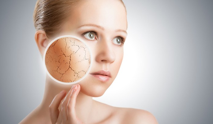 Low pH products combat skin dryness
