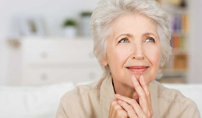 facial hair increases with menopause
