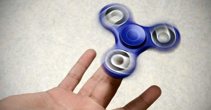 Fidgeting can be beneficial for certain health conditions
