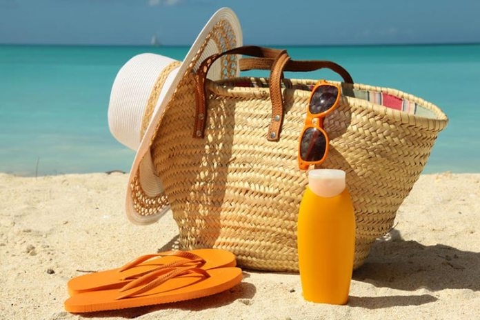 Lesser exposure to the sun prevents skin aging